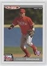 Danny Gonzalez (Baseball Card) 2004 Topps Total - [Base] #871