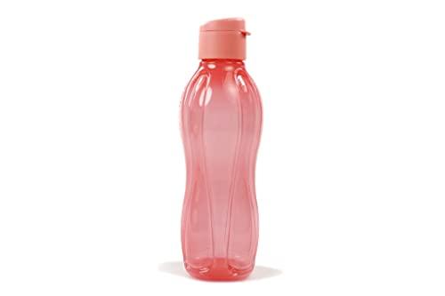 TUPPERWARE Botella EcoEasy 500 ml rojo pastel 38563