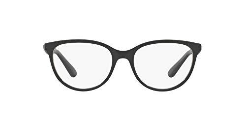 Ray-Ban RX7090I-2000-52 Monturas de gafas, Negro, 52.0 para Mujer