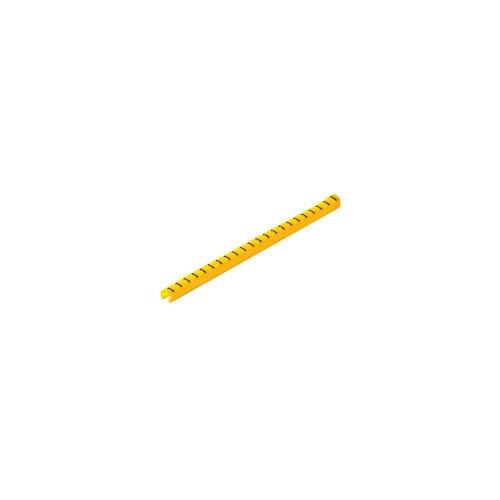 Preisvergleich Produktbild 648001526 - WPC Marker 10-3 gelb schwarz 8 MP5x200