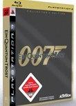 James Bond Ein Quantum Trost Collectors Edition für PS3 [video game]