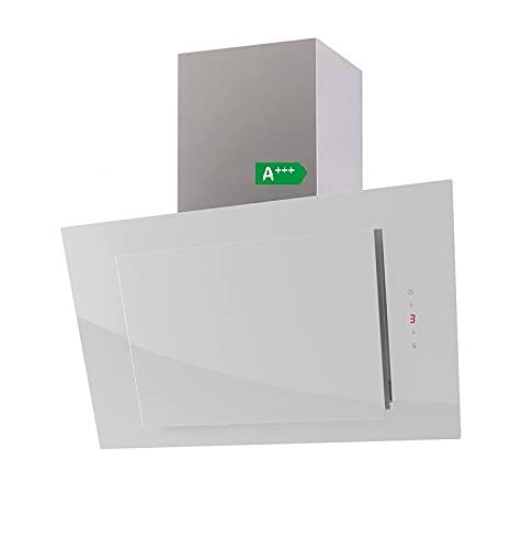 All CATA A+++ THALASSA XGWH kopffreie Dunstabzugshaube Marken Wandhaube bis zu 840 m³/h. (80 cm weiß ohne Umluft-Set)