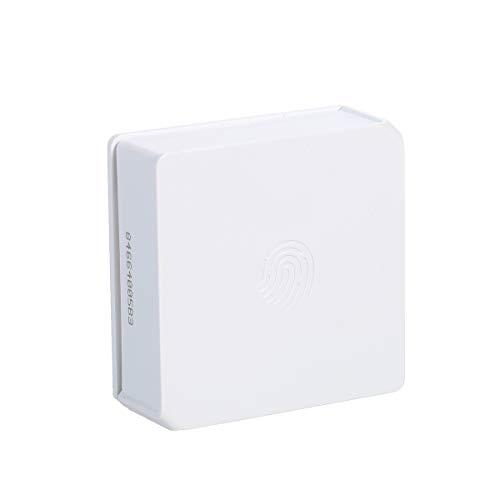 SNZB-01 Interruptor inalámbrico Smart Light Switch App controlada para la automatización de la casa para iluminación exterior para toda la casa compatible con dispositivos ZigBee IFTT WiFi