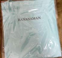 バナナマン ライブグッズ サコッシュ