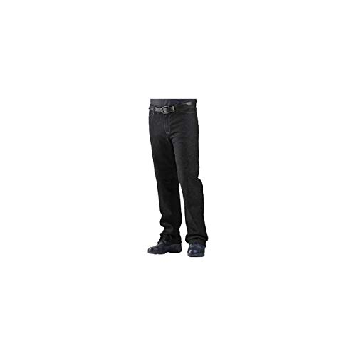 Drayko Renegade Riding Jeans Men's Denim Road Race Motorcycle Pants - Black