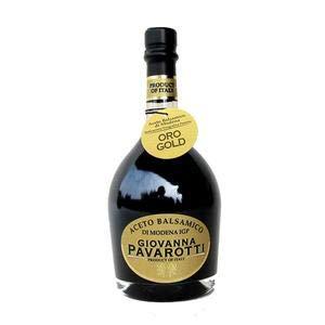 GIOVANNA PAVAROTTI Balsamico Essig Gold 250ml