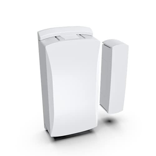Safe2Home® hochwertiger Fenstersensor - Türsensor für Funk Alarmanlage Safe2Home Serie SP110 / SP210 / SA100 / OTTO