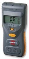 Brennenstuhl Multifunktions-Detector WMV Plus (Ortungsgerät für Metall, spannungsführende Leitungen und Holz, mit LCD-Display) anthrazit/gelb