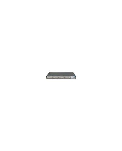 HP 1620-48G - Switch de red (L2, Gestionado, Gigabit Ethernet (10/100/1000), RJ-45, 1000BASE-T, 100BASE-TX, 10BASE-T, 16384 entradas) Gris