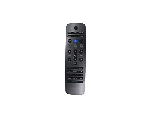 HCDZ Replacement Remote Control for Philips Fidelio B5 B5/12 B5/37 Bluetooth Soundbar System Speaker