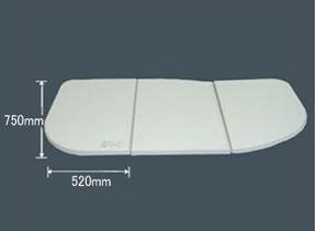 [YFK-1687CR-D]INAX 風呂フタ 保温組フタ 3枚組 Rタイプ