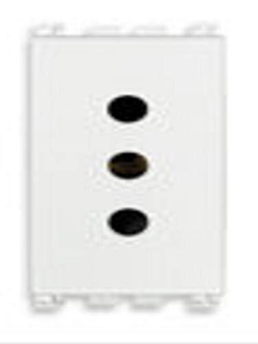 Vimar Serie Arke Steckdose 2-polig + Erde 10a P11 weiß