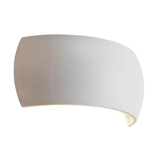 Milo 300, Keramik, Weiß, Bemalbar