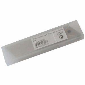 NT Cutter-Klingen Mod.122 22mm VE=10 Stück