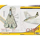 CAM Pro Decals CAMP32008 1:32 F-14A Tomcat VF-84 Jolly Rogers 1981 [WATERSLIDE Decal Sheet]