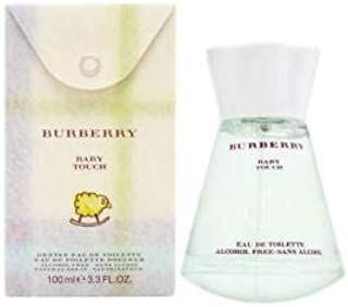 Baby Touch by Burberry for Women - Eau de Toilette, 100ml