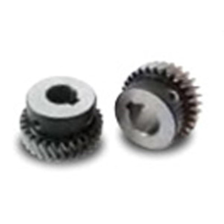 主刺す拡大する小原歯車工業(KHK) Jシリーズ 歯研はすば歯車 KHG2-20RJ16