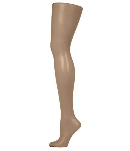 Wolford Damen 10272 Transparente Strumpfhose, Frauen Struempfe,durchsichtig,durchscheinend.4273 cosmetic,Large (L)
