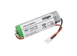 Lithium-Ersatzbatterie für Dräger Pac® Geräte 6000/ 6500 /8000 /8500