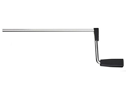 Kurbel für Klappladen Innenöffner 50 cm 6 mm Sechskant
