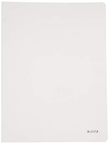 Leitz 45641001 Solid Sichtbuch PP A4, 20 Hüllen, weiß