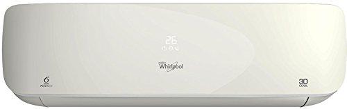 Whirlpool 1.2 Ton 3 Star Split AC (3D Cool HD, Snow White)