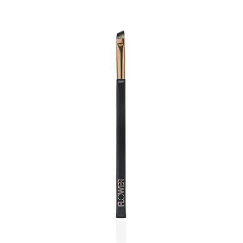 FLOWER BEAUTY Makeup Brushes | Ultimate Eyeliner Brush For Precise Thin Lines | Soft Washable Synthetic Fibers | 1 Piece