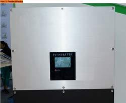 Gowe, inverter a griglia 12000W/12KW, trifase con 97,5{efb435d9694616fda473a24e832c8c8344937c362056c97157e4bc2ae83d92c0} di alta efficienza, facile da installare per sistema fotovoltaico Power Generation