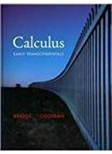 Calculus: Early Transcendentals with MyMathLab Inside Star Sticker and MyMathLab -- Glue-in Access Card by Bill L Briggs (2010-03-20)