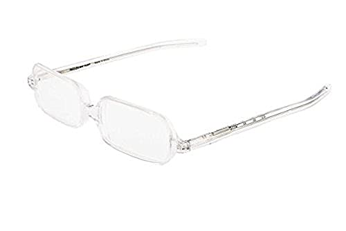 Moleskine Reading Glasses, Transparent (+ 2.0)
