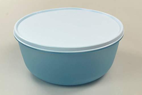Tupperware Clarissa Kühlschrank 4,0 L helles blau Box Hit-Parade Dose 38273