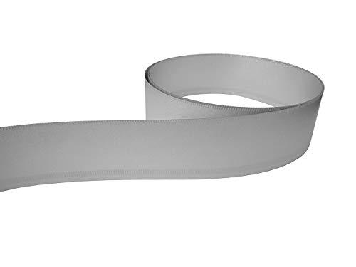 innogard Rasenkantenband Höhe 26 cm Länge wählbar mit Schutzkante Rasenkante Metall Alu/Zink Beeteinfassungen (Höhe: 26 cm, Länge: 15 m)