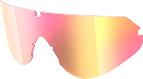 Scott Ersatzscheibe für Sport Shield Wechselscheiben Brille Chrome pink