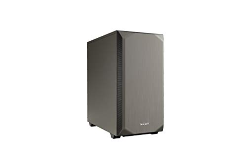 Buy be quiet! BG036 Pure Base 500 Gray, ATX, Midi Tower Computer Case, Two Preinstalled Fans