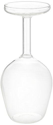 Auf dem Kopf stehendes Weinglas, 375ml – Neuheit Weinglas-Geschenk