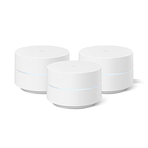 Google Wifi - Mesh Wifi System - Wifi Router Replacement - 3 Pack Missouri