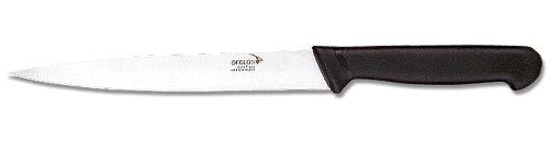 Deglon 6371017 V Couteau Filet de Sole Surclass Noir 17 cm