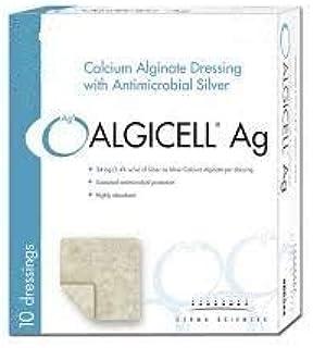 ALGICELL Ag Silver Calcium Alginate Dressing - 2