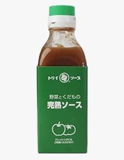 トリイソース 野菜とくだもの完熟ソース 200ml