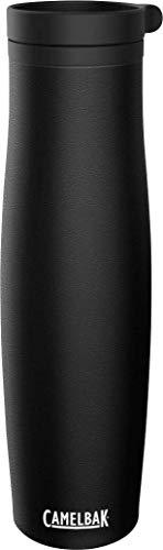Camelbak Beck SST - Botella de agua aislada al vacío unisex para adultos, color negro, 20 oz