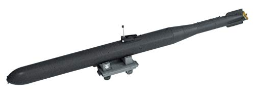 ファインモールド 1/72 日本海軍 人間魚雷 回天一型 プラモデル FS1