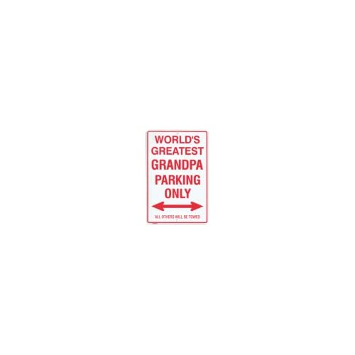 Birthday Or Christmas Present Grandma Parking Only No Parking Sign