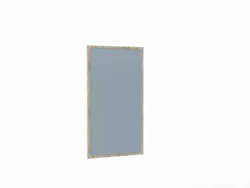 Rechthoekige wandspiegel Premiere hangspiegel voor hal en kleedkamer.