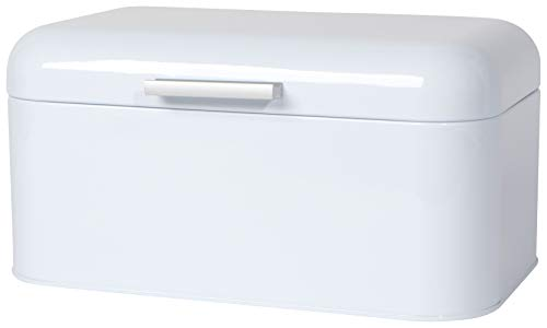 Now Designs 5003005aa Bin Small White Bread Container