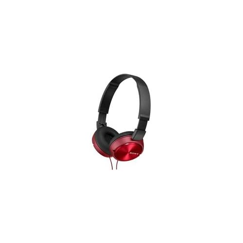 Sony MDR-ZX310R Casque Pliable - Rouge