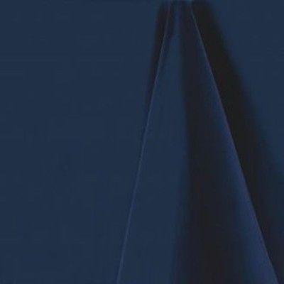 Rectangulaire Nappes - Bleu marine, 132 x 178 cm