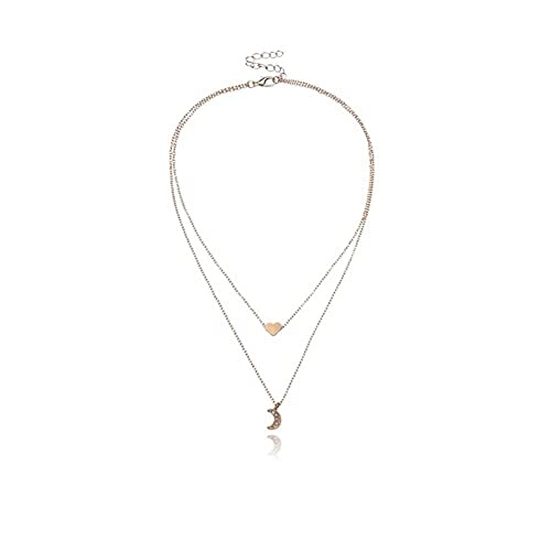 Bract Collar corto para mujer, ajustable, colgante de rayo, para mujer y niña, M, Aleación de zinc,