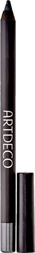 ARTDECO Soft Eyeliner Waterproof, Kajalstift grau, Nr. 97A, deep anthracite