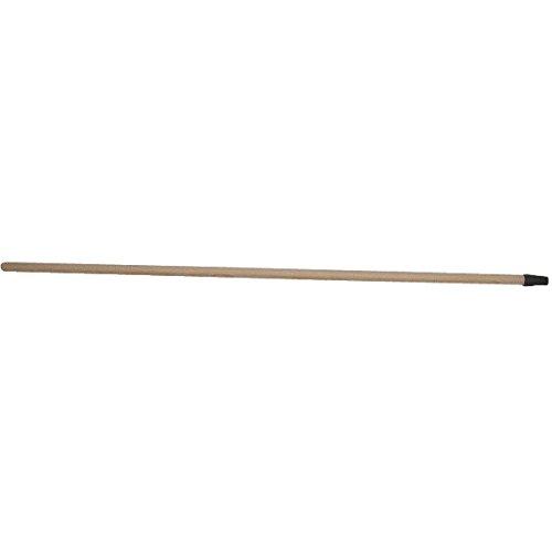 Brico-materiaux - Manche bois verni / A VIS ET EMBOUT - ø 24 mm - 1,30 m