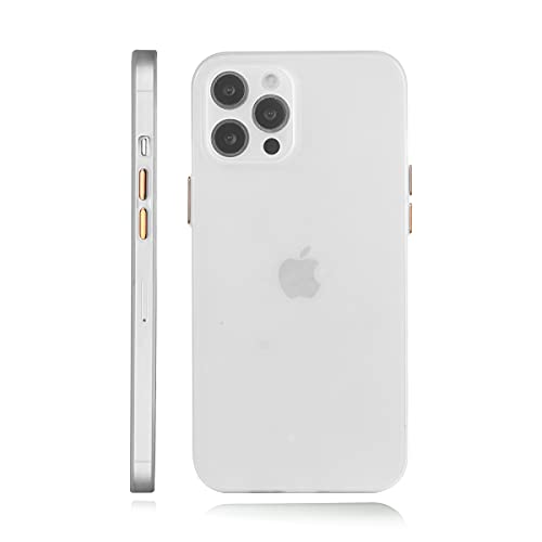 Compatible with iPhone 11 pro Case, peafowl Clear Slim Soft Full Coverage Protective TPU Silicone Cell Phone Case with 10 Color (z-White)